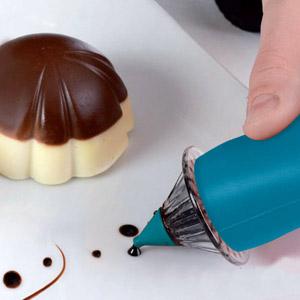 Торт с надписью на палочках фото 9